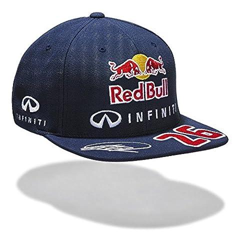Red Bull Daniil Kvyat Flat Cap