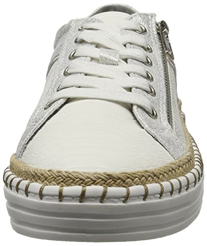 La Strada 963882, Sneakers basses femme Weiß (White)
