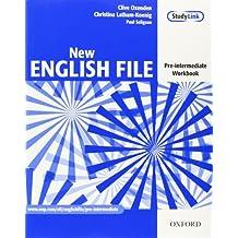 New English File: Pre-intermediate: Workbook: Six-level general English course for adults: Workbook Pre-intermediate lev