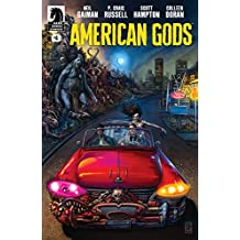 American Gods: Shadows #4 (Neil Gaiman's American Gods: The Shadows)