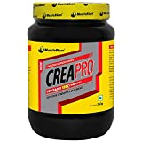 #4: MuscleBlaze CreaPRO Creatine with Creapure, Unflavoured 250 gms / 0.55 lb, 1 Pack of Creatine