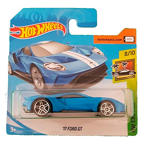 Hot Wheels '17 Ford GT HW Exotics 8/10 (99/365)