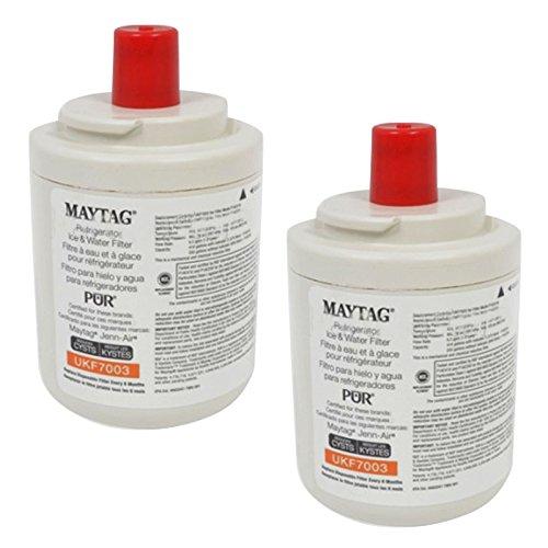 Gefrierschrank interne Wasserfilter (2Stück) ()