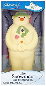 Thorntons Snowman Model White Chocolate 250 g