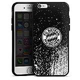 DeinDesign Apple iPhone 6 Silikon Hülle Case Schutzhülle Sprayart FC Bayern München FCB