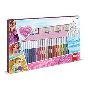 Multiprint-Juego de Sellos para Colorear y Dibujo, 57660