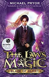 Laws Of Magic 1: Blaze Of Glory (The Laws of Magic)