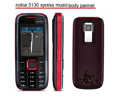 maxxtrend Replacement Full Body Housing Panel For Nokia 5130 Xpress Music Replacement Parts  available at amazon for Rs.239