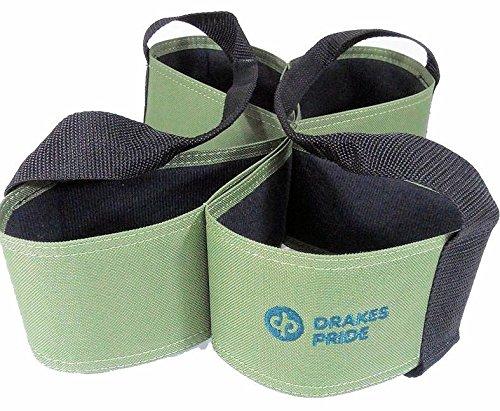 Drakes Pride Porte-boules Capacité :  4-Vert