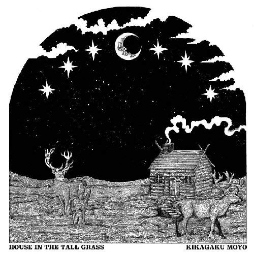 Tall Green Grass (House In The Tall Grass - LP GuruGuru Brain)