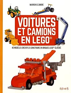 """Afficher """"Voitures et camions en Lego"""""""