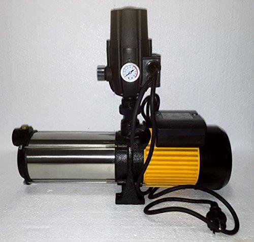 megafixx HMC8SC-G94174 Kreiselpumpe - 1700 Watt | 8 stufig | 8,5 Bar - Hauswasserautomat mit Druckschalter von Güde thumbnail