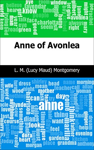 Anne of Avonlea (Face Green Womens)