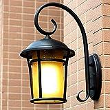 VC-outdoor lighting, wasserfeste outdoor - lampen, villen, outdoor - originalität, retro - gartenmauer lampe, balkon, outdoor wall lamp,schwarzer sand