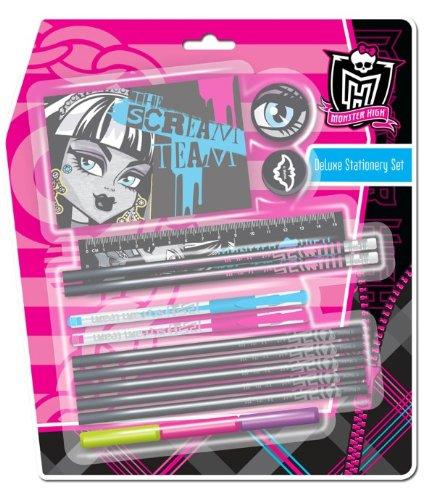 Anker ANKMHDS - Monster High Deluxe Stationery (Monster Kit High)