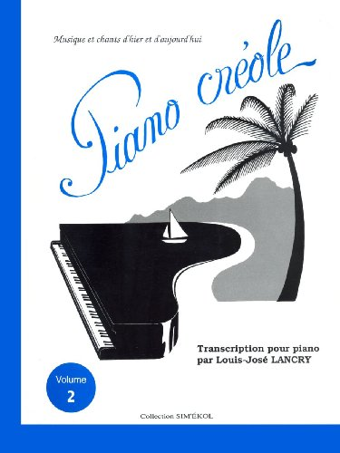 Piano Créole Vol.2