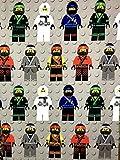 Stoff aus Baumwoll-Mischgewebe mit Ninjago Eyes