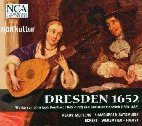 Dresden 1652: Musik der Schutz