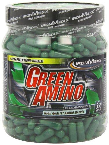 Ironmaxx Green Amino