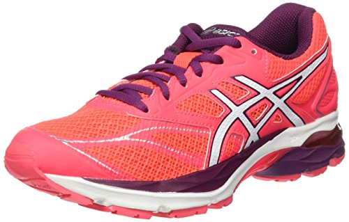 Asics Women's T6e6n2001 Running Shoes, Pink (Diva Pink/White/Coral Pink), 6 UK