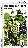 Der Herr der Ringe: (Auswahl) (Lesehefte für den Literaturunterricht) - John R Tolkien