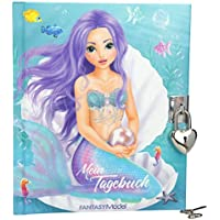 Depesche 10038Diario Fantasy Model Mermaid, multicolor