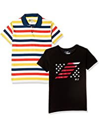 264f0e580 Boys T-Shirts: Buy T Shirts For Boys online at best prices in India ...