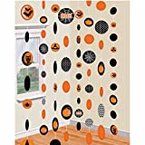 Amscan International Guirnalda para fiestas Halloween (670372)