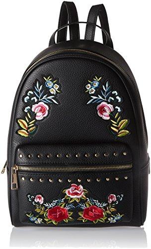 Aldo Womens Dare Backpack Handbag Black (Black)