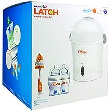 Munchkin Latch Kit de esterilizador eléctrico