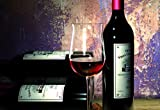 CASO WineDuett Touch 12 Design Weinkühlschrank für bis zu 12 Flaschen (bis zu 310 mm Höhe), zwei Temperaturzonen 7-18°C - 9