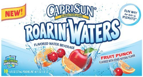 capri-sun-roarinwaters-flavored-water-beverage-fruit-punch-10-6-ounce-pouches-pack-of4-by-capri-sun