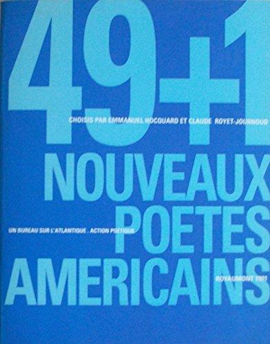 49+1 nouveaux poètes américains