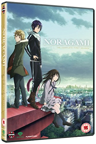 Noragami - Complete Series Collection [2 DVDs] [UK Import] Preisvergleich