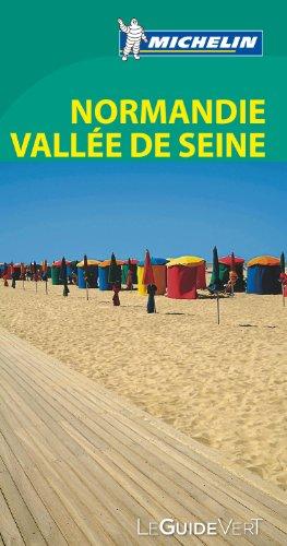 Le Guide Vert Normandie, Vallée de la Seine Michelin