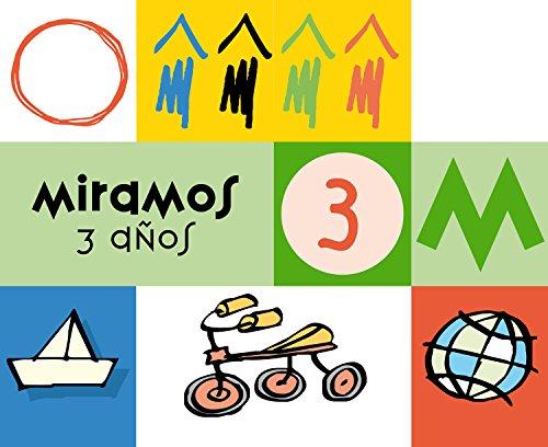 MIRAMOS. 3 años - 9788421820469