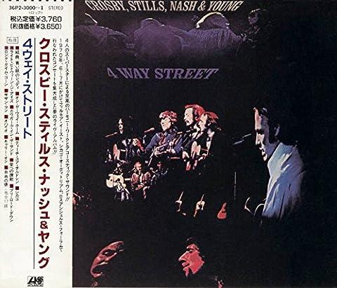 4 Way Street (1992) Japan Import / Doppel