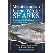 Mediterranean Great White Sharks: A Comprehensive Study Including All Recorded Sightings