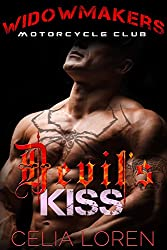 Devil's Kiss (Widowmakers Motorcycle Club): Vegas Titans Series (English Edition)