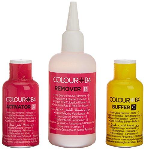 Haarentfärber: Colour B4 Künstliche Haarfarbe Entferner