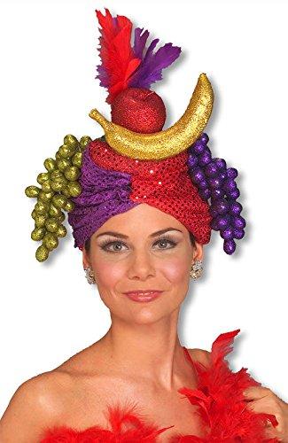 iranda Hut (Carmen Miranda Kostüm)