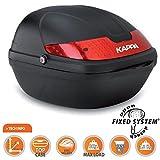 Kappa KCY14N Fahrrad Topcase, Festmontage