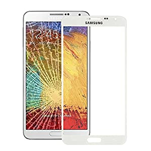 SAMSUNG GALAXY NOTE 3 NEO N7505 FRONT GLAS GLASS DISPLAYGLAS SCREEN + WERKZEUG Weiß
