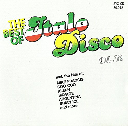 Italodisco incl. Soundly Computed (Compilation CD, 16 Tracks)