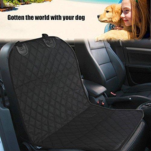Ryrty(TM) Praktische Pet Automatten wasserdichter Hunde Auto-Sitzabdeckung Wasserdichte Nylon Auto-Abdeckungen einreihig Sitzfahrzeugabdeckungen
