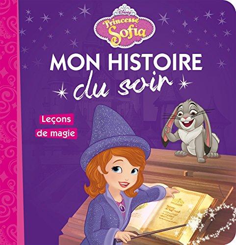 DISNEY PRINCESSES - Mon Histoire du Soir - Leçons de magie