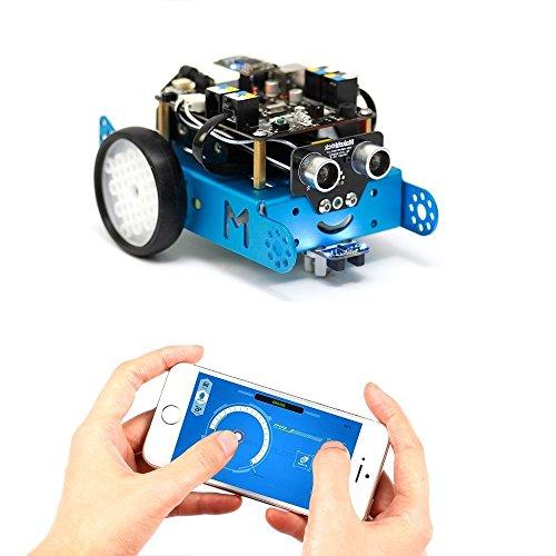 51x9b8qyvGL - Makeblock - Robot Educativo MBOT, V1.1, Bluetooth