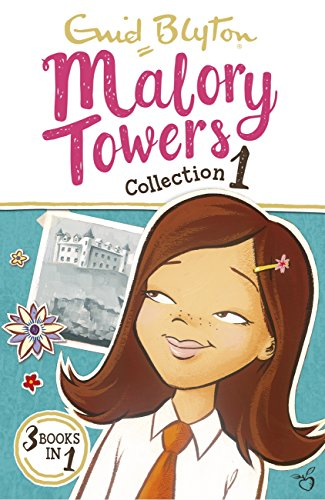 Malory Towers collection 1. Books 1-3