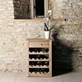 baumhaus mobel oak wine rack lamp table baumhaus mobel solid oak laundry