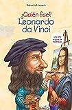 ¿Quién fue Leonardo da Vinci? (No ficción ilustrados)